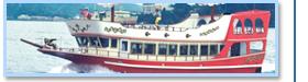 FRP船の旅客船
